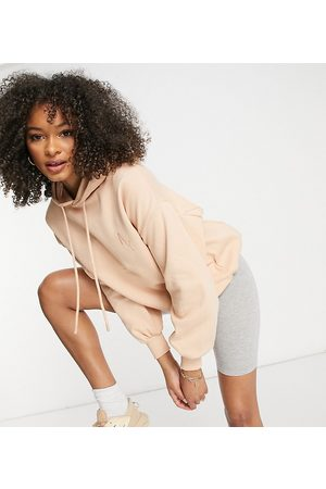 AsYou Oversized hoodie in sand-Neutral