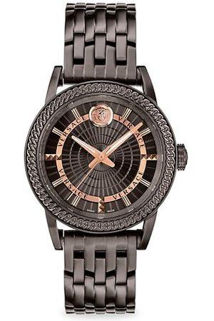 VERSACE Code Stainless Steel Bracelet Watch