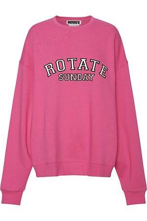 ROTATE Sunday Iris Crewneck Sweatshirt
