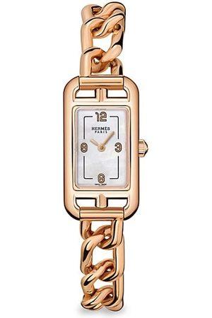 HERMÈS Watches - Nantucket 18K Rose Bracelet Watch
