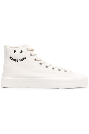 Paul Smith Embroidered-logo sneakers