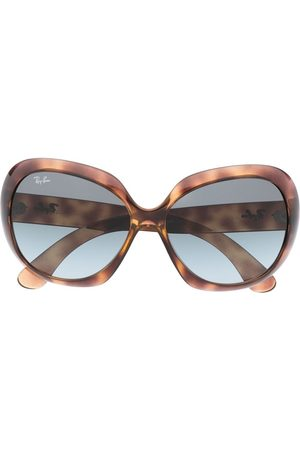 Ray-Ban Jackie Ohh ll oversize-frame sunglasses