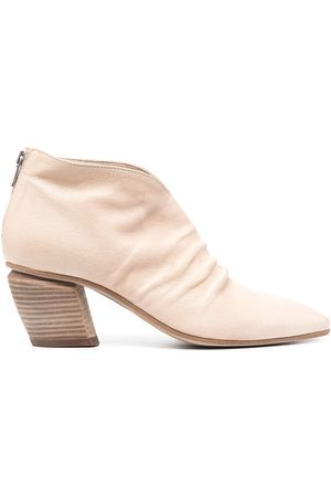 Officine creative Severine suede ankle boots