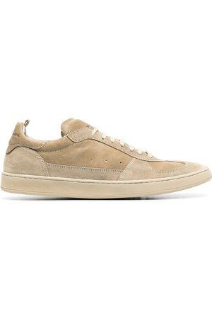 Officine creative Suede low-top sandals