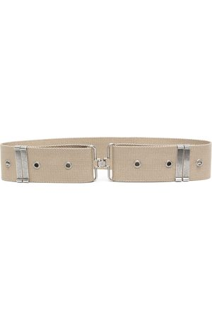 ERMANNO SCERVINO Eyelet detail belt