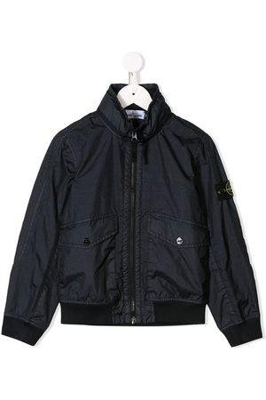 Stone Island Classic nylon jacket