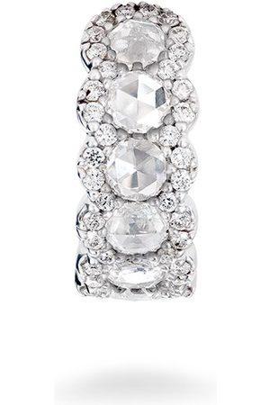 David Morris Rose Cut diamond ear cuff