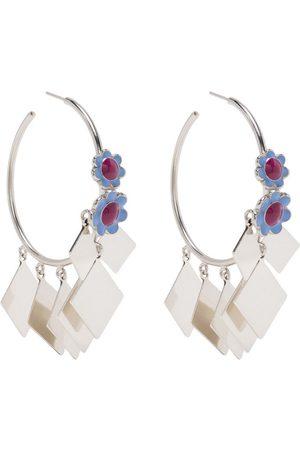 Isabel Marant Spring hoop earrings