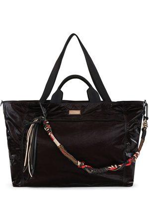 Dolce & Gabbana Braided-strap holdall bag