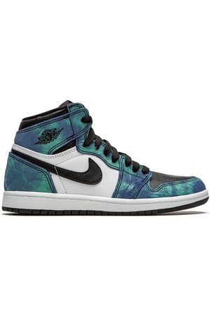 """Nike Boys Sneakers - Air Jordan 1 """"Tie-Dye"""" High sneakers"""