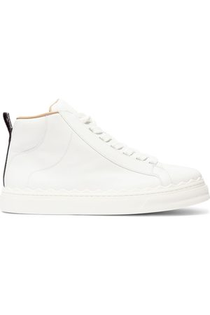 Chloé Lauren high-top sneakers
