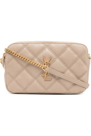 Saint Laurent Becky quilted mini bag