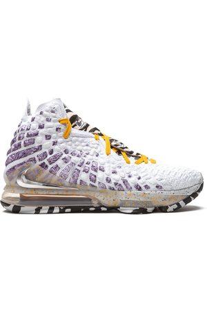 Nike LeBron XVII sneakers