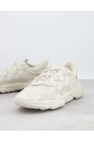 adidas Originals Men Sneakers - Ozweego trainers in beige