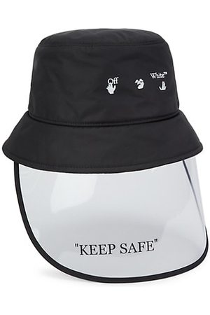 OFF-WHITE Hats - Face Shield Bucket Hat