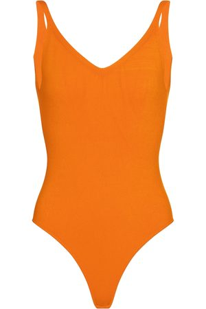 DRIES VAN NOTEN Women Bodies - V-neck bodysuit