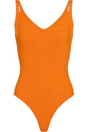 DRIES VAN NOTEN Women Bodies - V-neck bodysuit