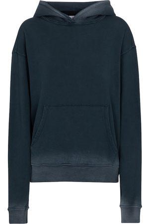 Velvet Adoria ombré cotton hoodie