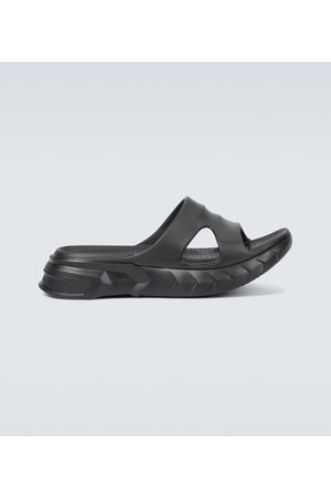 Givenchy Men Sandals - Marshmallow rubber sandals