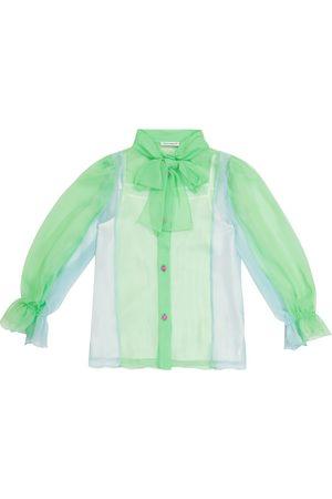 Dolce & Gabbana Silk chiffon blouse