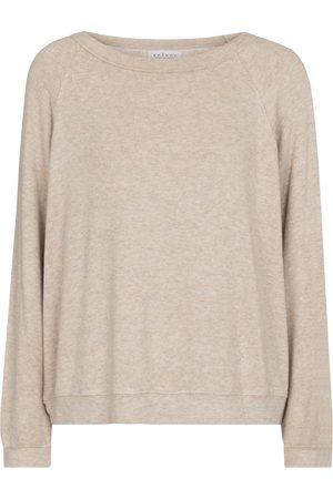 Velvet Brylie stretch-jersey sweatshirt