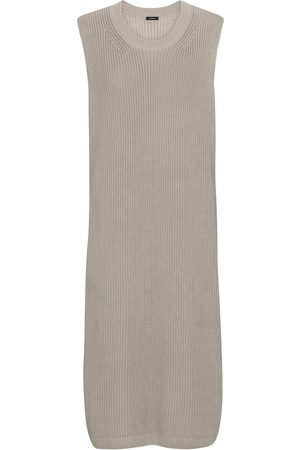Joseph Dawson ribbed-knit midi dress