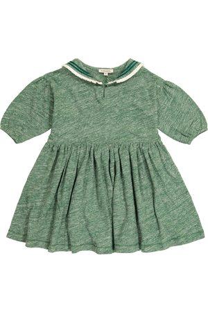 Caramel Vaquita cotton and linen dress