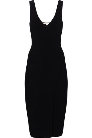 JONATHAN SIMKHAI Women Knitted Dresses - Ribbed-knit midi dress
