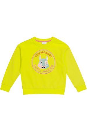The Marc Jacobs Girls Sweatshirts - The Mascot cotton sweatshirt