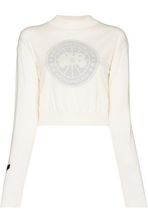 Canada Goose X Angel Chen cropped jumper