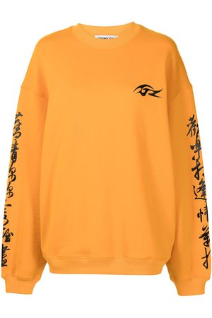 Ground Zero Women Sweatshirts - Oversized embroidered sweatshirt