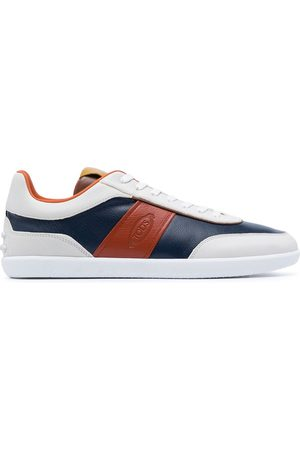 Tod's Colour-blocked low-top sneakers