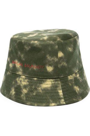 Ruslan Baginskiy Tie-dye print bucket hat