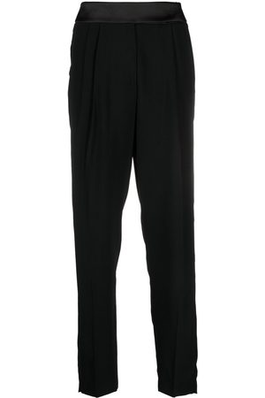 Ermanno Ermanno Dart-detailing tailored trousers