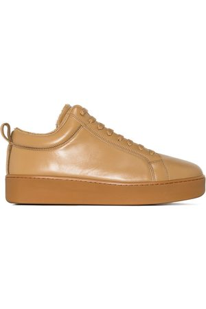 Bottega Veneta Leather low-top sneakers