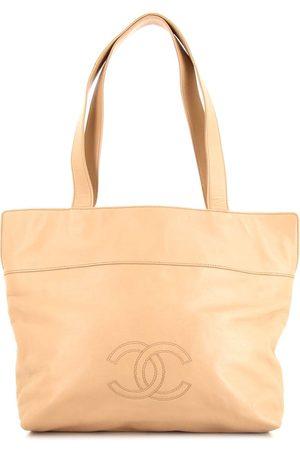 CHANEL 1999 CC tote bag