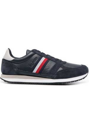 Tommy Hilfiger Runner low-top leather sneakers