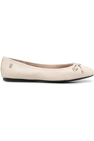 Tommy Hilfiger Essential ballerina leather shoes