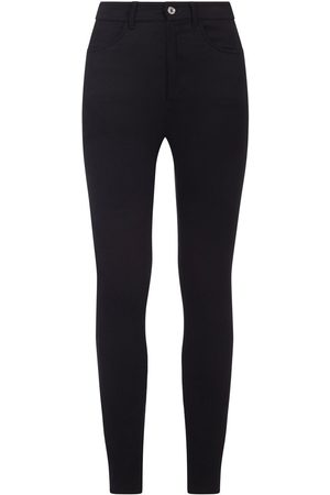 Dolce & Gabbana High-waist skinny fit trousers