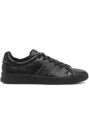 Tommy Hilfiger Retro tennis leather sneakers