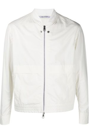 Neil Barrett Zip-up bomber jacket