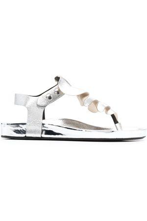 Isabel Marant Ruffle-trim sandals