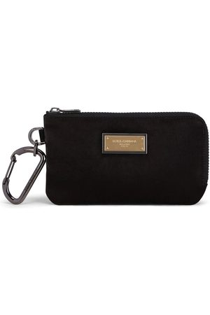 Dolce & Gabbana Logo-plaque clutch bag