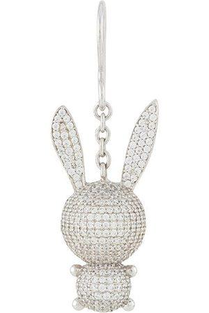 Natasha Zinko Diamond Bunny earring