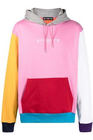 MASTERMIND Colour-block hoodie