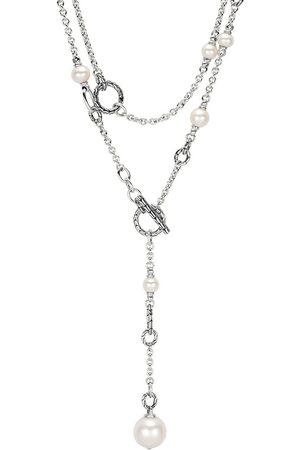 John Hardy Classic Chain sautoir pearl necklace