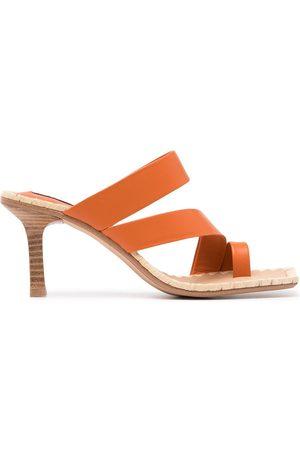 SENSO Mandi toe-ring leather sandals