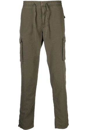 Incotex Slim-cut cargo chinos