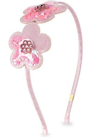 Bari Lynn Girls Headbands - Clear Flower Headband