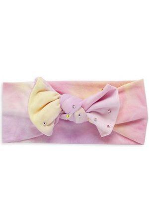 Bari Lynn Boys Bow Ties - Girl's Tie Dye Bow Headband